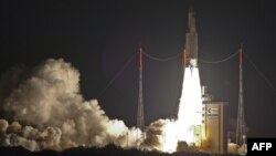 «Ariane-5» raket daşıyıcısı