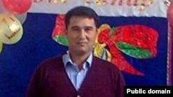 Учитель информатики из Восточно-Казахстанской области Меиржан Темирбек.