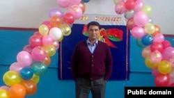Меиржан Темирбек, учитель школы села Акмектеп Восточно-Казахстанской области.
