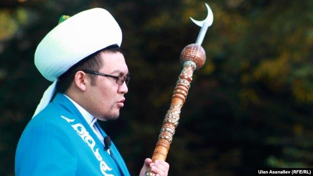 Kyrgyz Grand Mufti Rakhmatulla-Hajji Egemberdiev