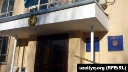 Астана қаласының Сарыарқа аудандық соты. (Көрнекі сурет)