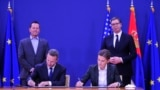 Kancelarija DFC u Beogradu kao početak primene Vašingtonskog sporazuma