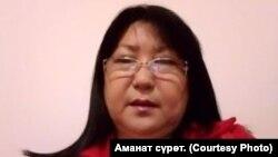 Гульмира Исабекова.