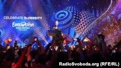 «Євробачення-2017» у Києві, 13 травня 2017 року