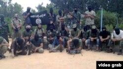 """Таджикские """"джихадисты"""" в Сирии. Фото из архива"""