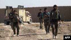 Солдати армії Афганістану у провінції Гельманд, 21 грудня 2015 року