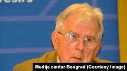 Spoljna politika Srbije ostaje onakva kakva jeste u korelaciji sa Aleksandrom Vučićem: Borivoje Erdeljan