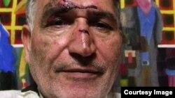 محمد نوریزاد، کارگردان منتقد نظام. ۶ اسفند ۱۳۹۲.