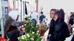 Ankarada ten söwdasyna mejbur edilendigi aýdylýan migrant zenanlar saklandy