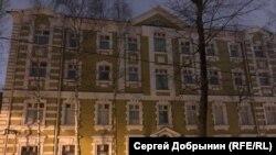 Особняк в московском районе Хамовники, который принадлежит ФСБ