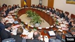 Ուկրաինայի կառավարության նիստը, արխիվ