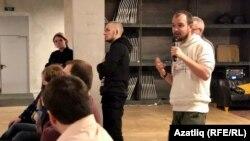 Уңнан: Евгений Миняйло, Влад Барабанов