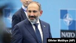 Ermənistanın baş naziri Nikol Pashinian NATO sammitində