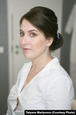 Адвокат Татьяна Мартынова