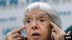 Alekseyeva says a maximum of 1,000 activists will be allowed to take part.