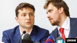 Președintele ucrainean Volodimir Zelenski s-a gândit să-i mai acorde o șansă premierului Oleksi Honcearuk