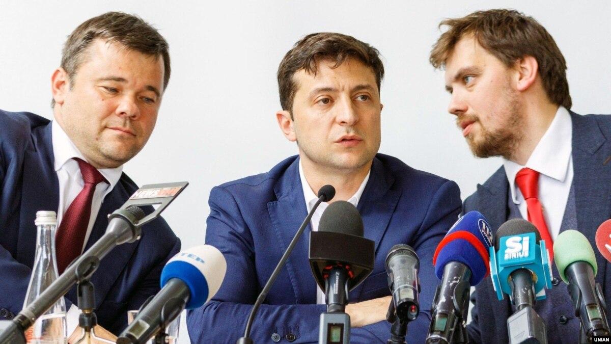 Что сделает «рейтингозалежний» Зеленский с Гончаруком и его правительством?