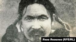 Мужская прическа хантов. Начало ХХ века