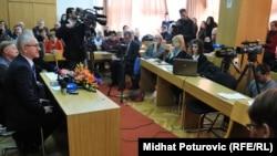 "Okrugli sto o temi ""Bosna i Hercegovina: sekularna ili vjerska država?"", 22. novembar 2011."