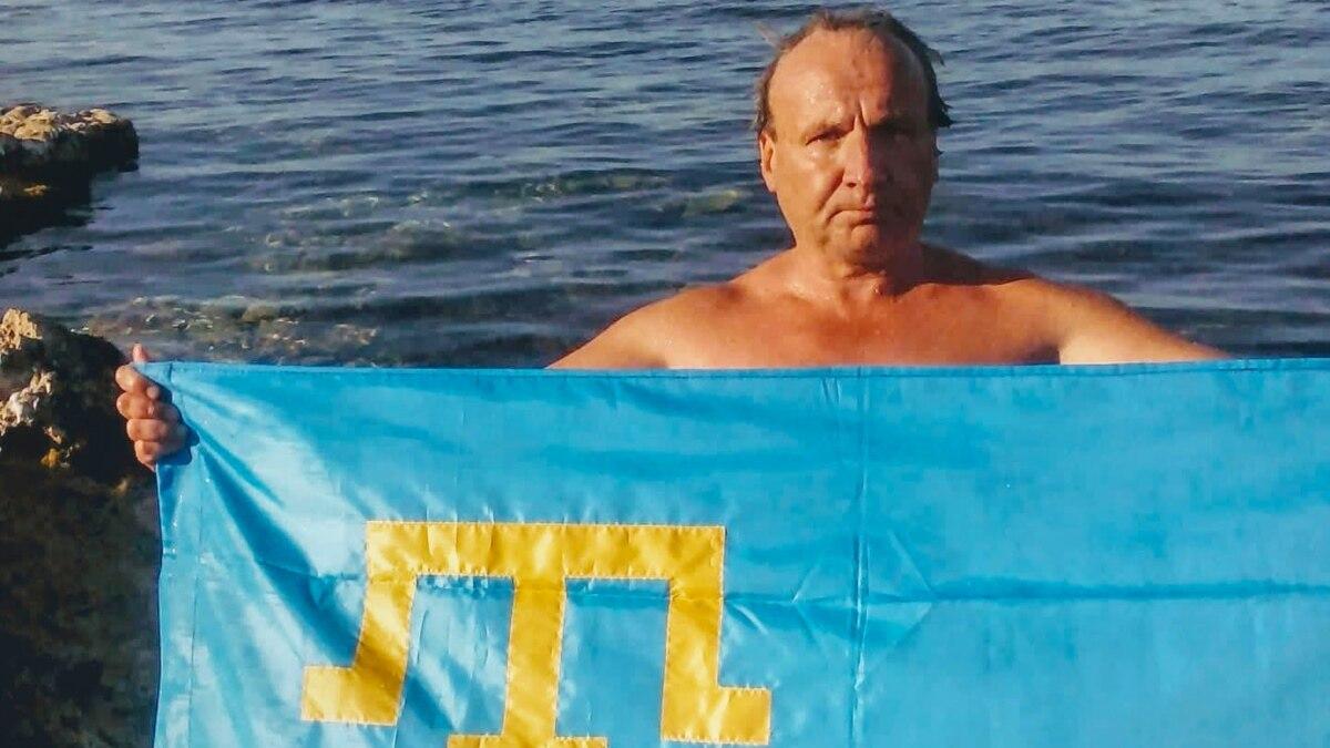 Российские силовики не выпустили из Крыма бывшего диссидента Олега Софяника