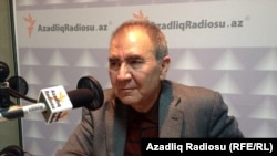 Azerbaijan -- historian Jamil Hasanli - Nov2014