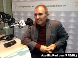 جمیل حسنلی، مورخ آذربایجانی و استاد دانشگاه در باکو