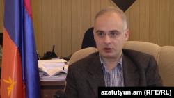 Зампред АНК Левон Зурабян