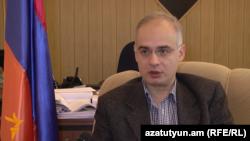 Зампред АНК Левон Зурабян (архив)
