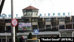 Duşenbäniň aeroporty