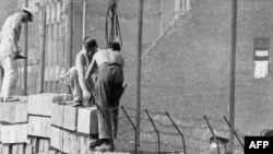 «Berlin Divarı»nın inşası – 1 oktyabr 1961
