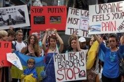 Сегодня в Америке: санкции – стрельба холостыми?