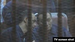 Поранешниот претседател Хосни Мубарак