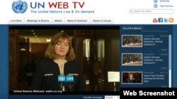 Natalia Gherman după audierile de la ONU