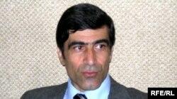 Секретарь Рабочей группы Сахиб Мамедов