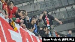 Crna Gora u nogometnoj euforiji