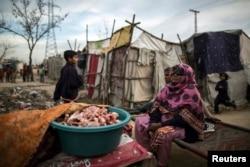 Уличная торговля. Исламабад, Пакистан