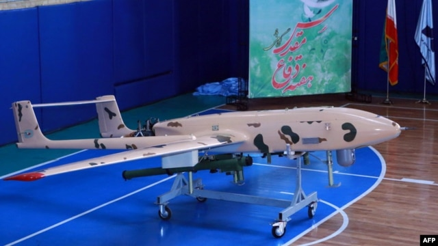 Iran is believed to have more than a dozen types of surveillance drones currently in existence.