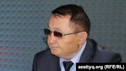 Қоғамдық белсенді Ерсайын Ерғожа.