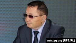 Ерсайын Ерғожа.