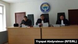 Кадыржан Батыровдун соту, 31-январь, 2012-жыл