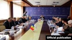 Confederaţia Naţională a Sindicatelor din Moldova