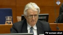 Поранешниот претседател на Република Српска Радован Караџиќ