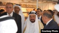 Шейх Султан Третий Аль-Касими, правитель Шарджи (архивное фото)