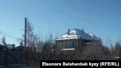 Дом Акпаралиева