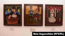 «Жизнь кукол» Шалвы Кикодзе