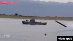 """""""Futlyar""""torpedosi - Rossiya harbiy sanoatining yangi mahsuloti."""