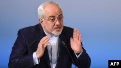 Eýranyň daşary işler ministri Mohammad Jawad Zarif.