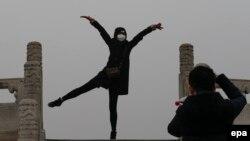 Smog u Pekingu, fotoarhiv