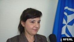 Директор Центру інформації та документації НАТО в Україні Наталія Немилівська