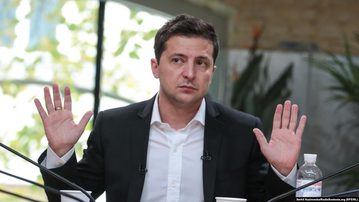 У Зеленского, как и за Порошенко, засекретили журнал посетителей президентского Офиса – «Схемы»